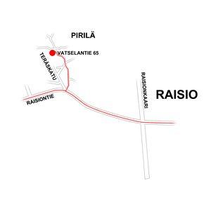 Varsinais Suomen Lastensuojelukuntayhtyma Raision Perhetukikeskus